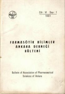 1969, 1 (1) – 1981, 6(1).